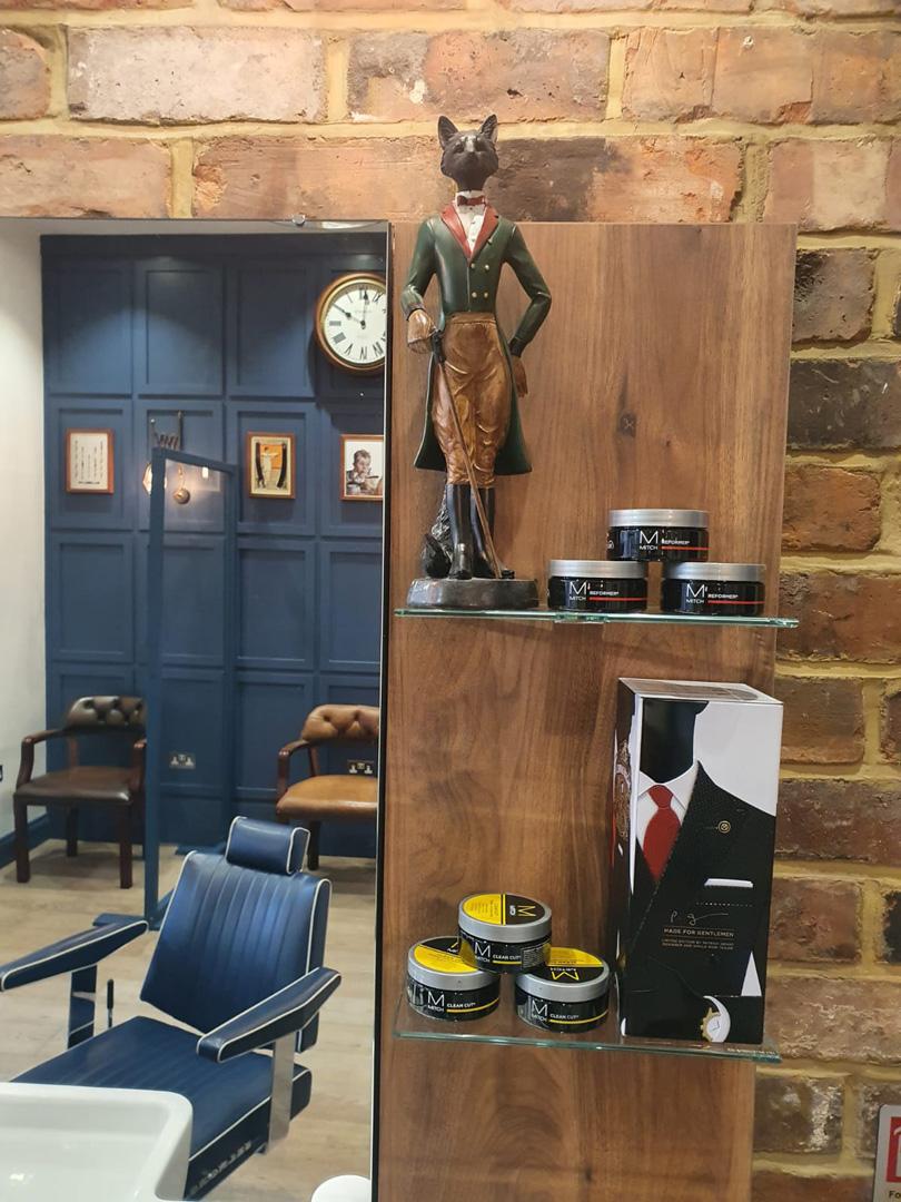 Hammersmith Barbers Alexanders
